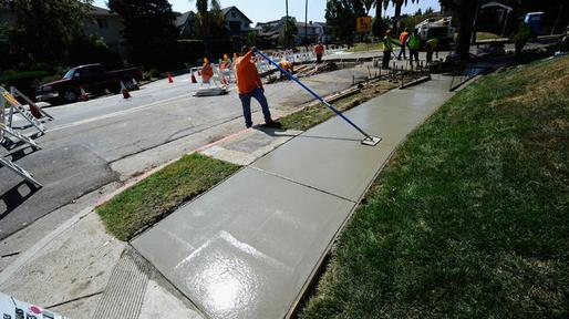 Best Sidewalk Installer Sidewalk Contractor and Cost in Staplehurst NE | Lincoln Handyman Services