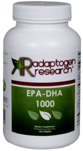 Adaptogen Research, EPA- DHA 1000