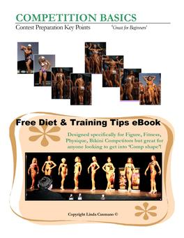 Competition Basics Free Ebook (bodybuilding, figure, physique, fitness, bikini)