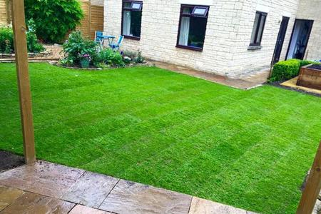 Turfing in Frome