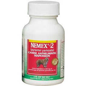 Nemex-2 Liquid DeWormer for Dogs