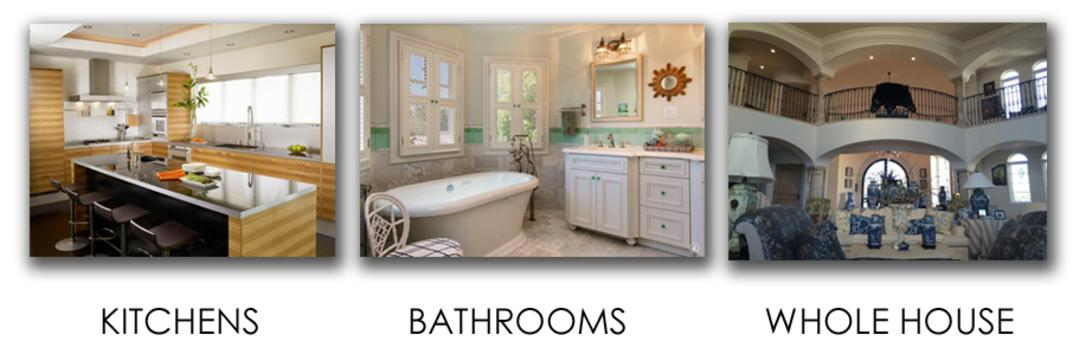 kitchen and bathroom remodel contractor Sad francisco bay area California home additions