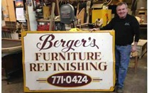 Furniture Refinishing Restoration Amp Repair Berger S