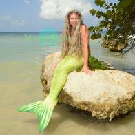 Jeanette as Mermaid Netsea