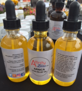 Arnica Pain Relief Oil