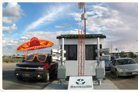 In person Temporary Mexico Import Vehicle Permits in USA or