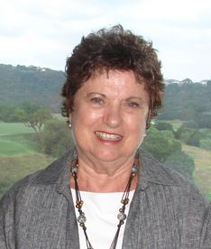 Photograph of Board Assistant Treasurer/Secretary Claudia Tobias