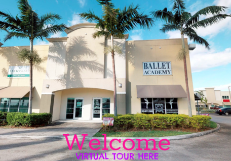 Virtual Tour JCS BALLET ACADEMY