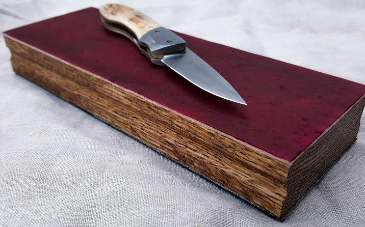 Leather Bench Strops