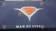 Remera Superman Man of Steel 3d