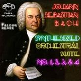 Johann Sebastian Bach Orchestral Suite Series with modern day synthesizers. Over 1 hour of music! Easy Listening, but also very fast paced, UP-BEAT, & modern. Just in time for Holiday Shopping, this set includes 24 masterpiece songs digitaly remastered with latest in synthesizer technology. This is a great gift for all ages from young kids to seniors. Available in Stores 12/10/2016