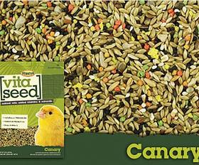 Remington Feed carries Higgins Canary bird food