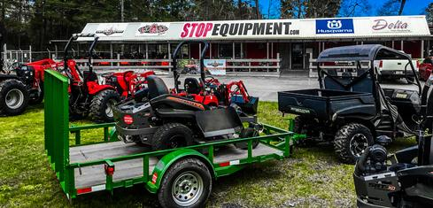 Zero Turn Mowers Trailers Specialty Trailer Outdoor Power