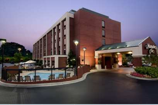 Hampton Inn Castle McCulloch Preferred Vendor