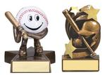 Baseball Low Cost Resin Trophies