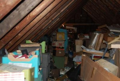Attic Junk Removal Attic Cleanout Attic Junk Hauling Services in Lincoln NE | LNK Junk Removal