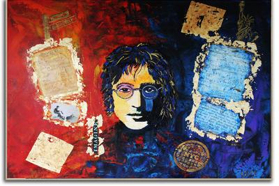 John LENNON « Imagine »
