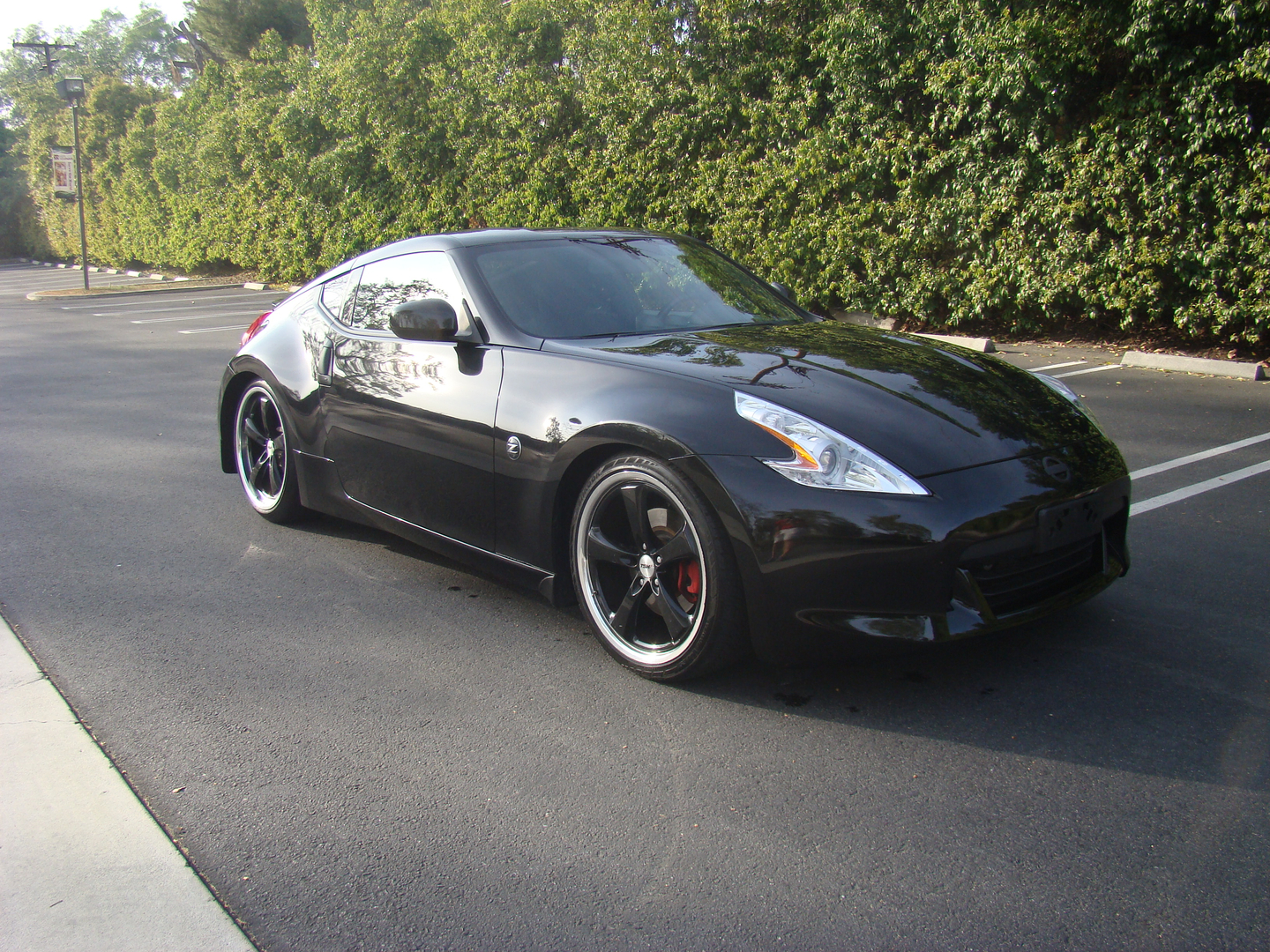 2011 nissan 370z black coupe please contact us via the link above with any and all questions vanachro Gallery