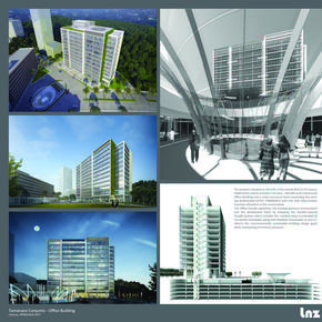 Tamanaco Conjunto - Office Building
