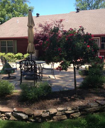 Lanscaping And Design Decks And Retaining Walls Pina Gonzalo Landscaping Russellville Ar