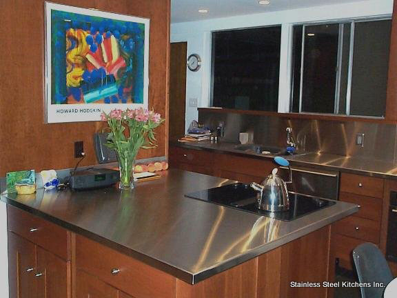 Stainless Steel Kitchens Inc