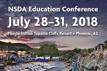 NSDA conference info