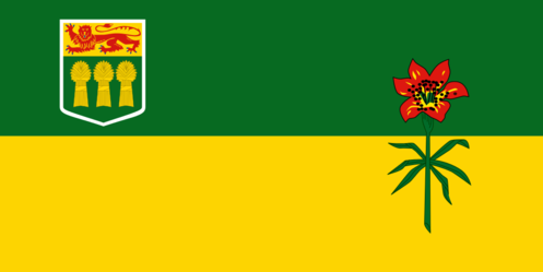 Saskatchewan Flag - ICON SAFETY CONSULTING INC.