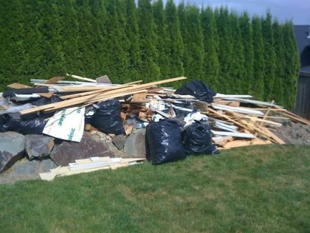 Construction Site Clean Out Construction Waste Disposal & Debris Removal Service And Cost in Lincoln NE | LNK Junk Removal