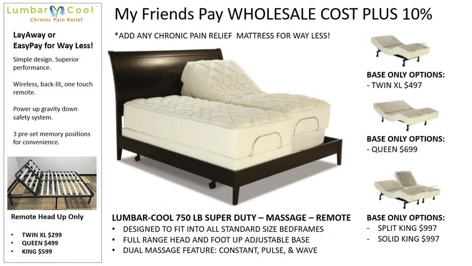 Luxury Adjustable Beds for Way Less Rainsville AL