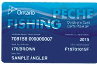fishing licence ontario