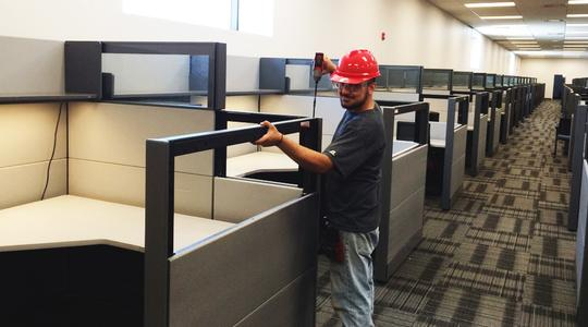 Affordable Office Desk Assembly Services And Cost in Edinburg McAllen | Handyman Services of McAllen
