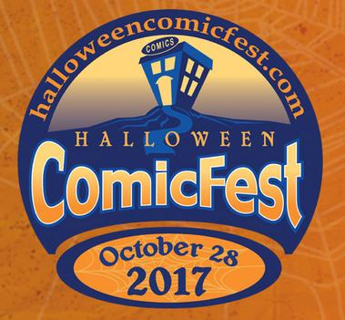Halloween Comic Fest October 28, 2017