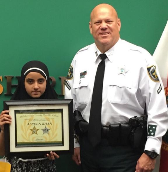 Hillsborough County Sheriff s Office        Jr  Deputy Awards Sign Up Today  FCSO Junior Deputy Program June