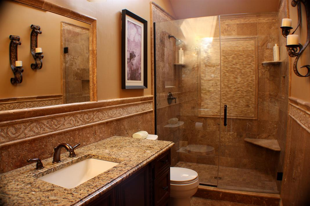 Pictures Of Remodeled Bathrooms home
