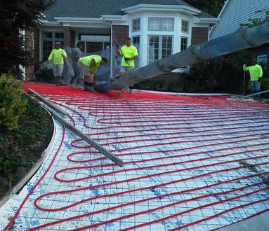 Radiant Floor Installation Indiana Warm Floors Heated