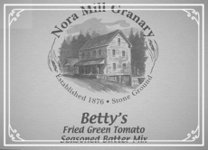 Nora Mill Fried Green Tomato Batter Mix