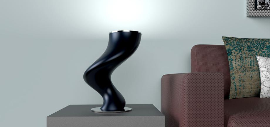 BRUGOLA LAMP LAMPADA INTERIORDESIGN MODELLAZIONE 3D MODEL DESIGN PROJECT DESIGN107