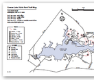 Cowan Lake SP Trail Map