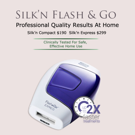 Silk'n Flash & Go Compact and Express