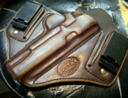 Tuckable IWB Style Leather Gun Holsters