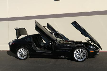 2006 Mercedes-Benz SLR McLaren for sale at Motor Car Company in San Diego