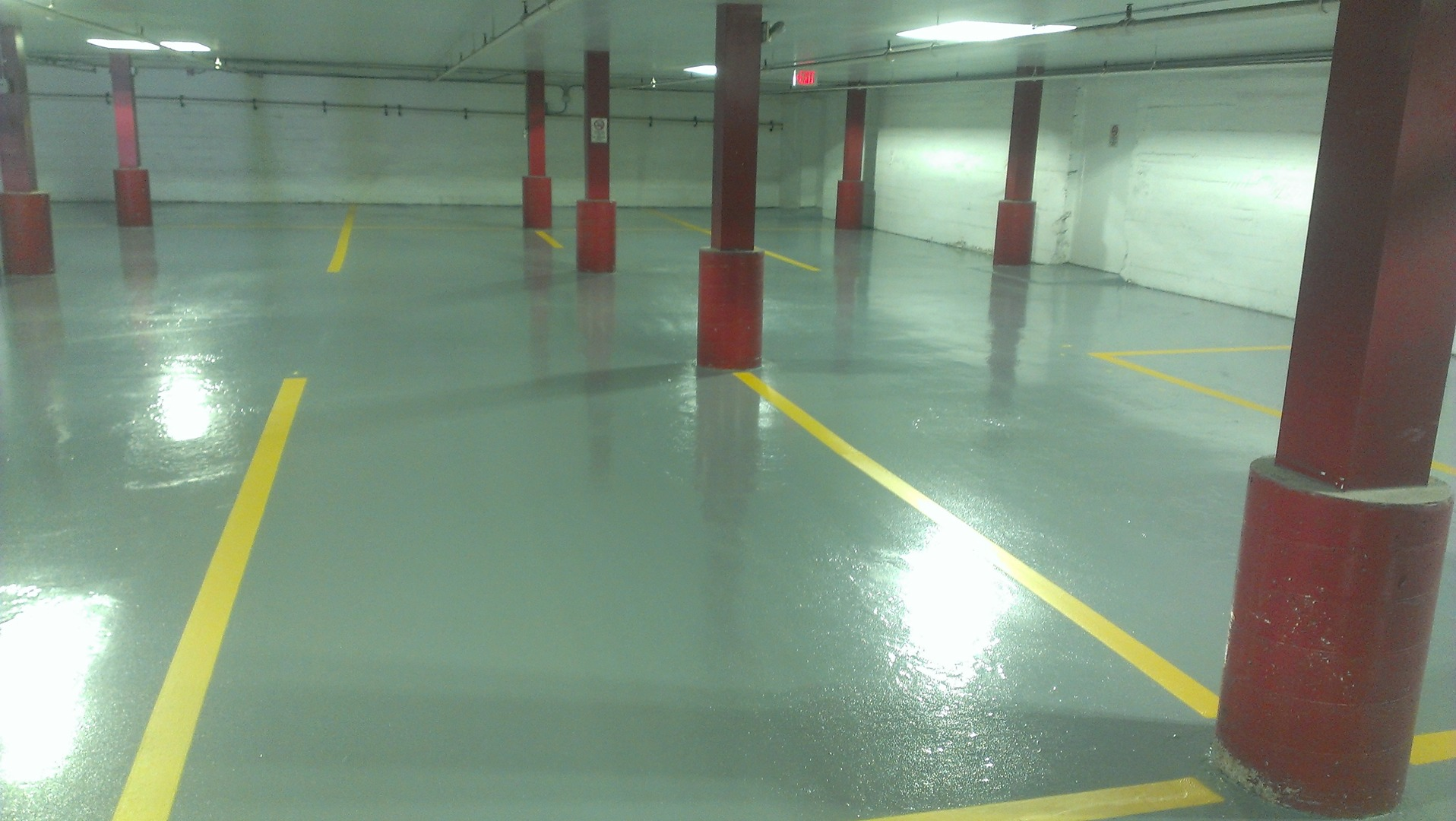 Epoxy Flooring, Concrete Repair And Stain - Showroom Floors ... on carports and more, carpet floors and more, lawn care and more, painting and more,