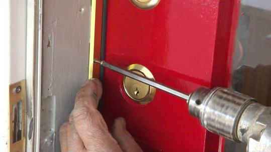 Exterior Door Weather Strip Replacement Services | Lincoln Handyman Services