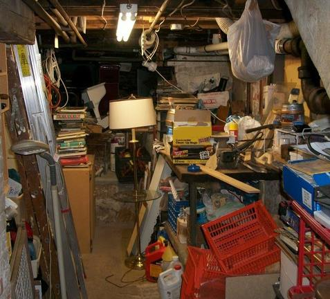 Basement Junk Removal Basement Cleanout Cellar Cleanout in Omaha NEBRASKA| Omaha Junk Disposal
