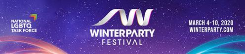 March 04-10, 2020 - The National LGBTQ Task Force Presents WINTER PARTY FESTIVAL.
