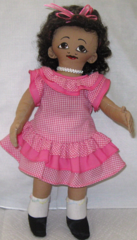 Mitsee play doll