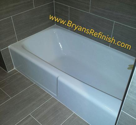 Bathtub and tile refinishing, bathtub refinishing resurfacing ...