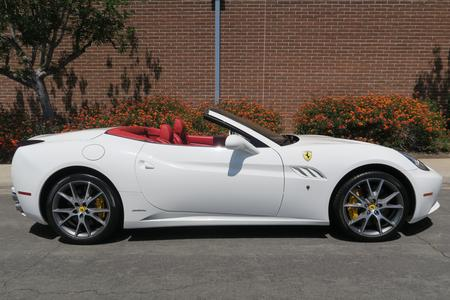 2012 Ferrari California for sale at Motor Car Company in San Diego, California
