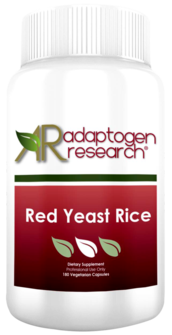 Adaptogen Research, Red Yeast Rice