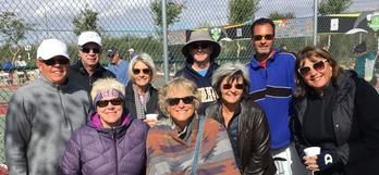 Fans braved the cold at the Grand Canyon Tourny in Feb